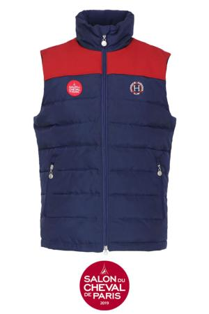 Bastien Men Bodywarmer Salon du cheval